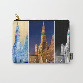 Mary's Square Carry-All Pouch