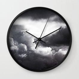 Darken Wall Clock