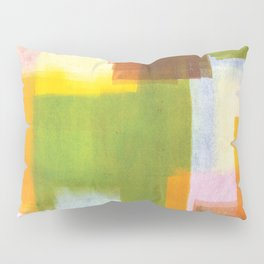 Color Block Series: Country Pillow Sham