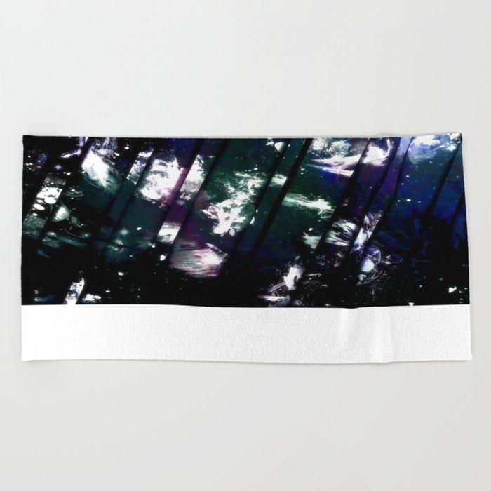 δ Zosma Beach Towel