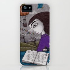 November Stories iPhone SE Slim Case