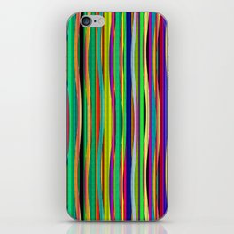 Linear Deviation iPhone Skin