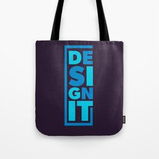 digit Tote Bag