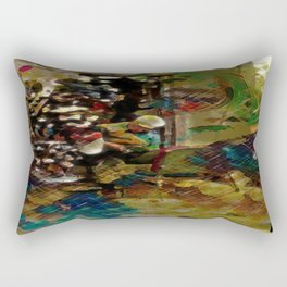 Street Cobbler Rectangular Pillow