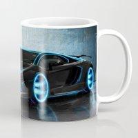 sports Mugs featuring sports cars  , sports cars  games, sports cars  blanket, sports cars  duvet cover,  by ira gora