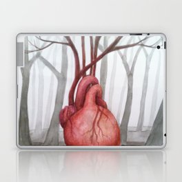 Heart of the Forest Laptop & iPad Skin