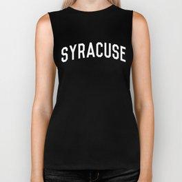 Syracuse Biker Tank