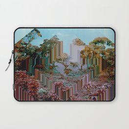 the crystal forest Laptop Sleeve