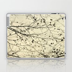 boughs neutral Laptop & iPad Skin