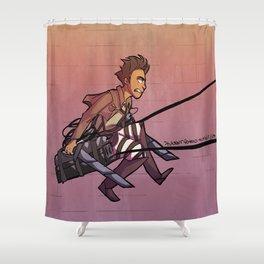 Swinging Eren Shower Curtain