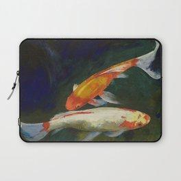 Feng Shui Koi Fish Laptop Sleeve