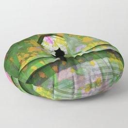 A Pretty Day Floor Pillow