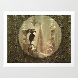 Paper Antoinette 2 Art Print