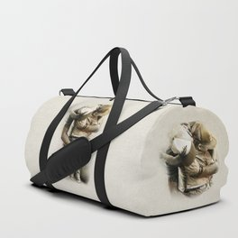 Father and Son Duffle Bag
