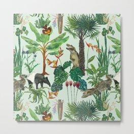 Dream jungle Metal Print