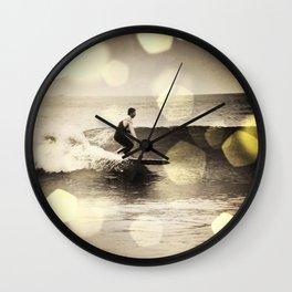 Longboard Dream Wall Clock