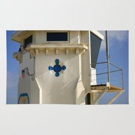 Lifeguard Tower Rug