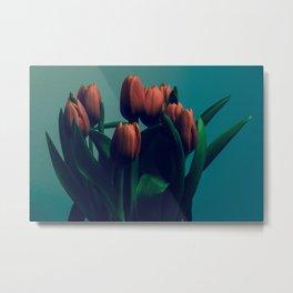 Tulips of Life Metal Print