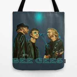 Bee Gee's Tote Bag