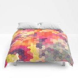 Summer Garden 4 Comforters