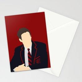 Sebastian Smythe - Grant Gustin - Glee - Minimalist design Stationery Cards