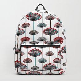 Beautiful Climbing Flowers Pattern Backpack