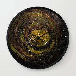 My Galaxy (Mural, No. 10) Wall Clock
