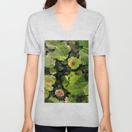 Undefined Joy V3 #society6 Unisex V-Neck