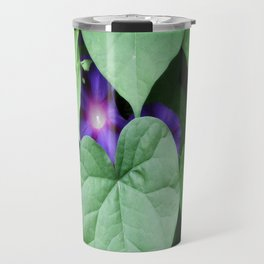 Morning Glory Travel Mug