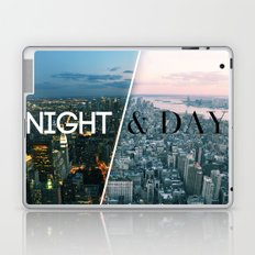 NIGHT & DAY Laptop & iPad Skin