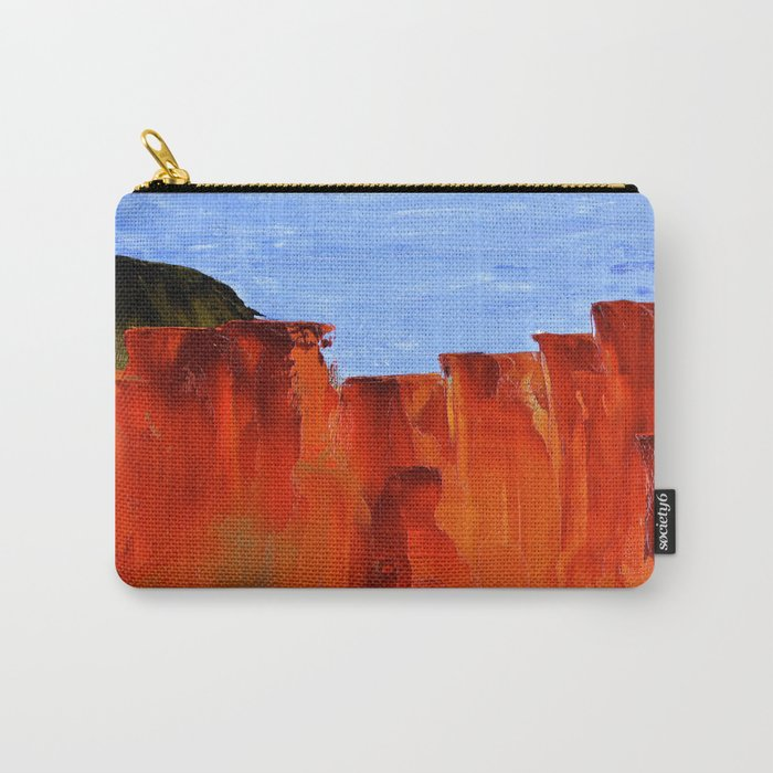 High Desert Canyons Carry-All Pouch