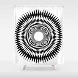 Hypno Zone Shower Curtain