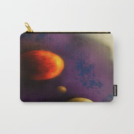 Universe and humans Carry-All Pouch