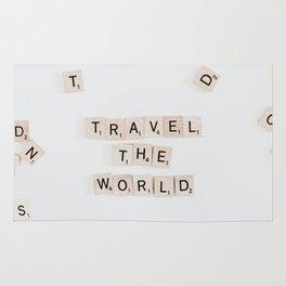 Travel the world Rug