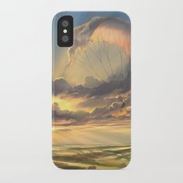 made of air iPhone Case