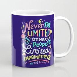 Never be limited Coffee Mug