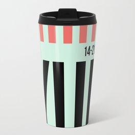YUL Montreal Luggage Tag 2 Travel Mug