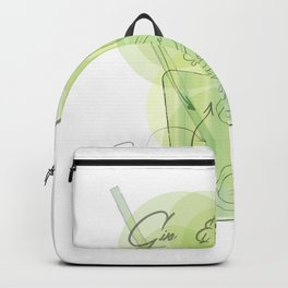 Gin & Tonic Backpack