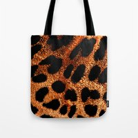 furry Tote Bags featuring FURRY by Catspaws