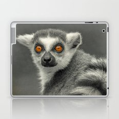 LEMUR PORTRAIT Laptop & iPad Skin