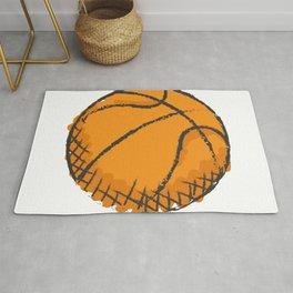 Basketball Best Basketball Player & Fan Gift Rug