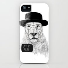 Say my name iPhone (5, 5s) Slim Case