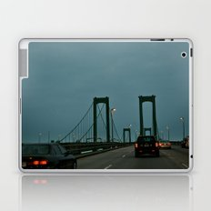 The Bridge and The Storm Laptop & iPad Skin