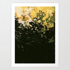 Everything That Isn't Winter Art Print