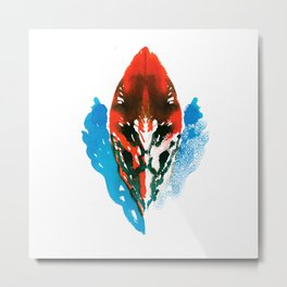 Of Fire and Sea Metal Print