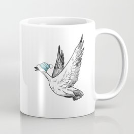 I'm Down For Coffee – Tuque Goose Coffee Mug
