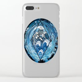 Higher Ground Clear iPhone Case