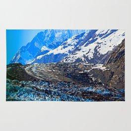 Glacier Bay National Park Rug
