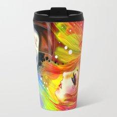 RAINBOW AND NIGHT Travel Mug