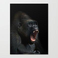 scream! Canvas Print